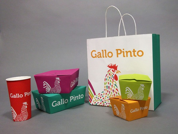 Carry-out packaging
