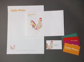 Gallo Pinto Stationary