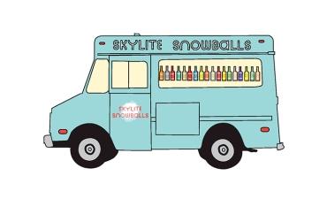 Snowball Truck