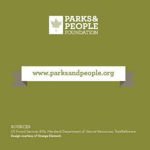 Parks and People mailer back cover.
