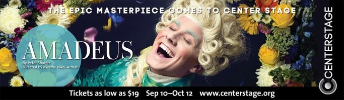 """Amadeus"" Bus Back Ad"