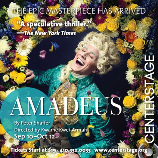 """Amadeus"" City Paper Ad"