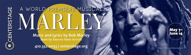 """""""Marley"""" Bus Back Ad"""