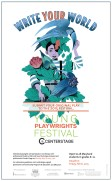 Young Playwrights Festival 2015 Poster