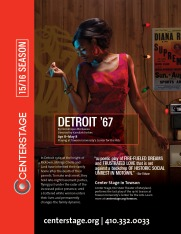 Detroit '67 Ad