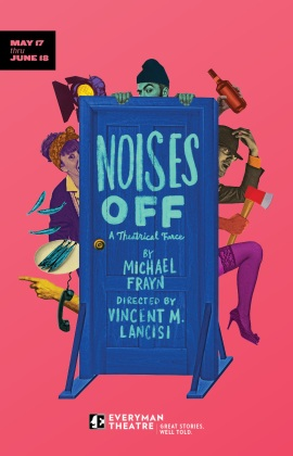 'Noises Off' Program Cover