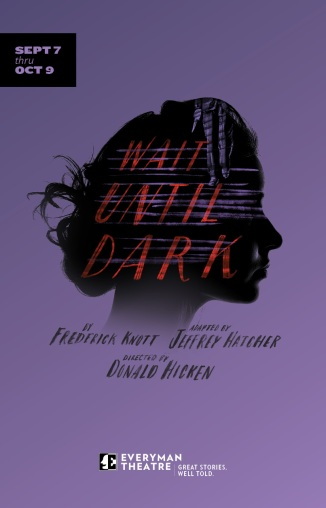 'Wait Until Dark' Program Cover
