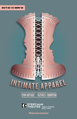 Intimate Apparel program cover